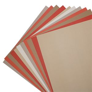 Picture of Crème de la Crème Solid Color Cardstock