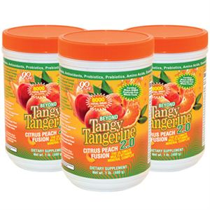 Picture of BTT 2.0 CITRUS PEACH FUSION - 480 G CANISTER - 3 PACK