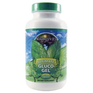 Picture of GLUCO-GEL        120 CAPSULES