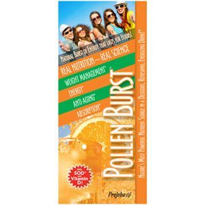 Picture of ProJoba Pollen Burst Brochure - 50 pack