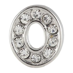 Picture of Silver 'O' Charm