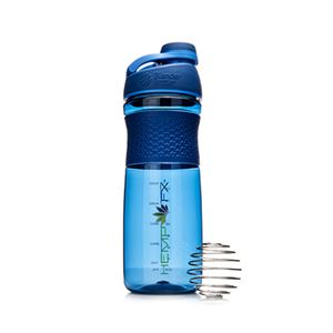 Picture of Hemp FX™ Blender Bottle® - Navy Blue